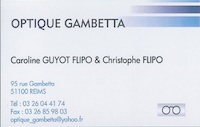 Optique Gambetta